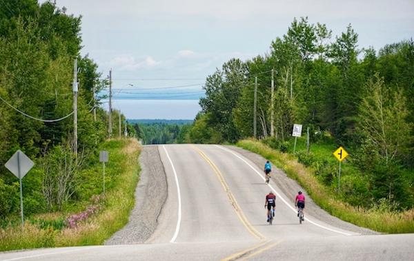 Rouler à vélo en temps de COVID-19